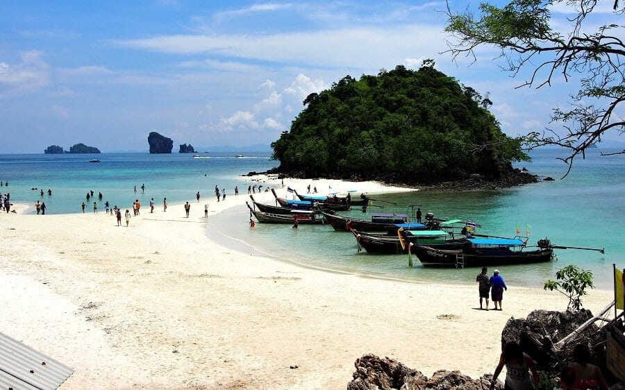 One Day Trip to Krabi Islands, Thailand - Traveling Lifestyle