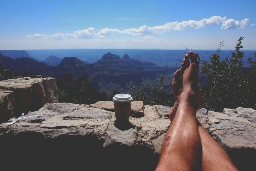 traveling lifestyle chillout
