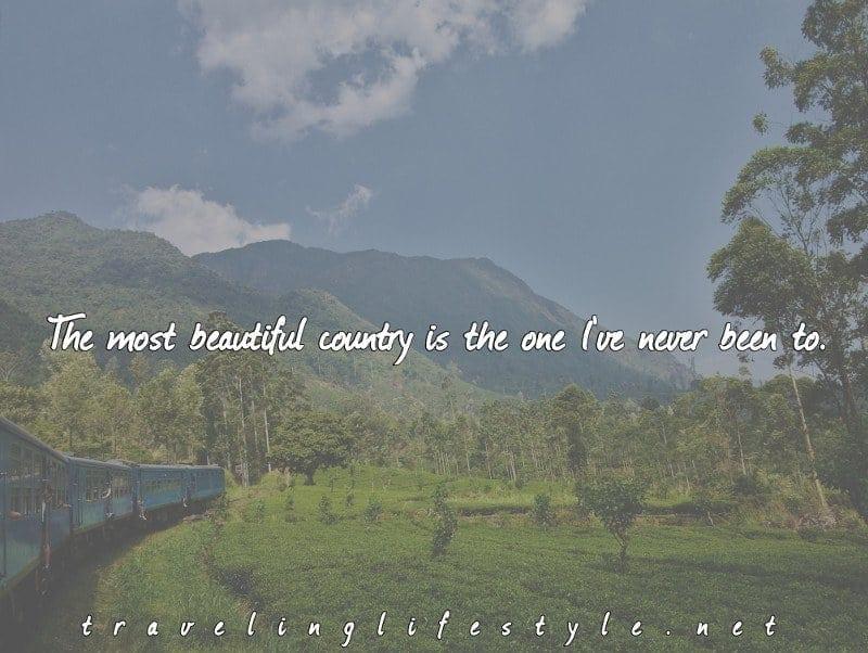 TOP Inspiring Travel Quotes