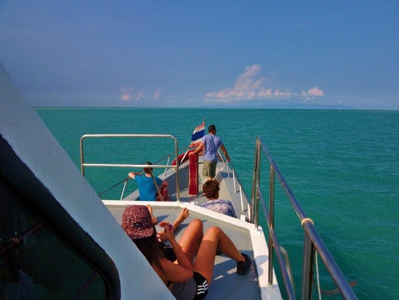 fotodeckboat