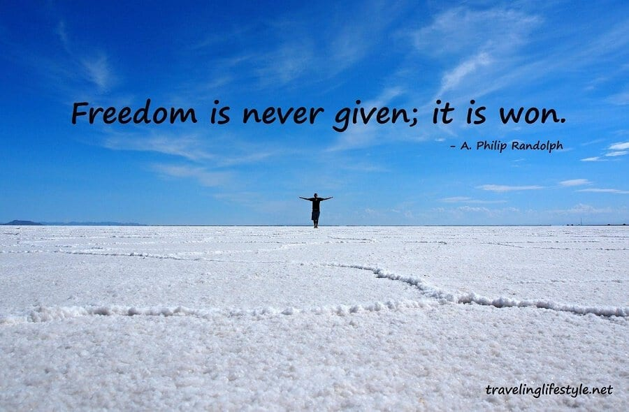freedom quote