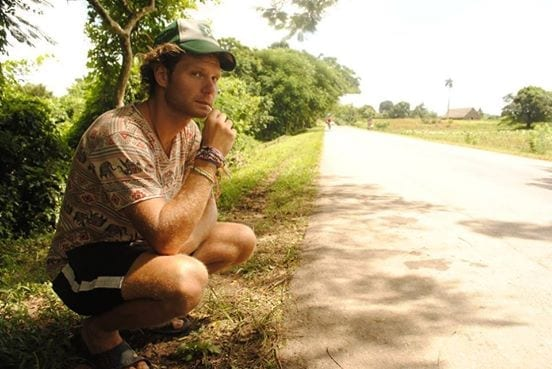 hitchhiking cuba