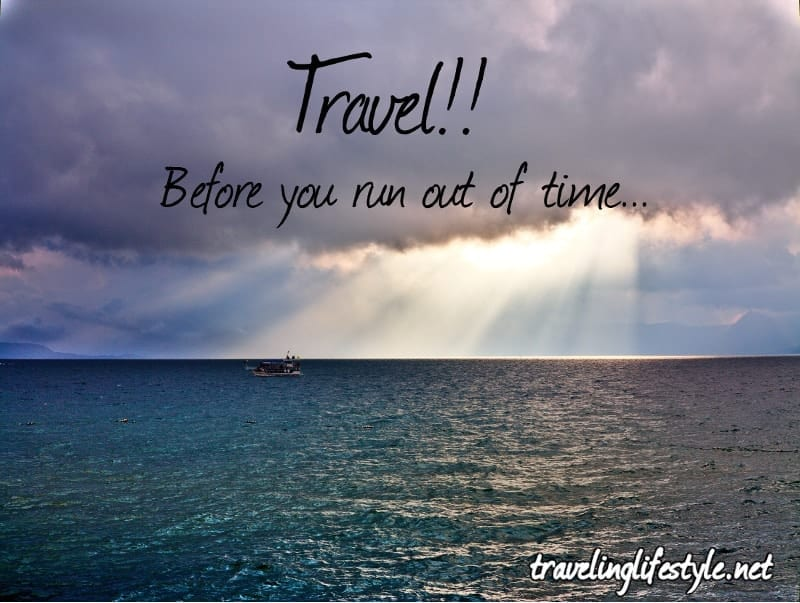 Sayings About Traveling To Unknown Places