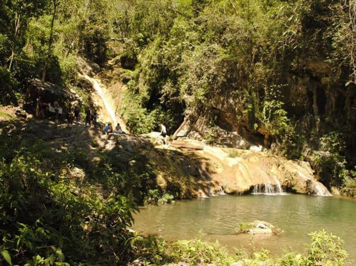 waterfall cuba